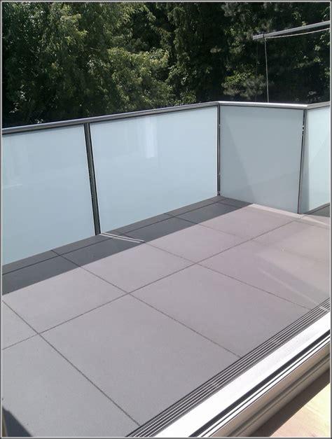 Balkon Fliesen by Kunststoff Fliesen Balkon Fliesen House Und Dekor