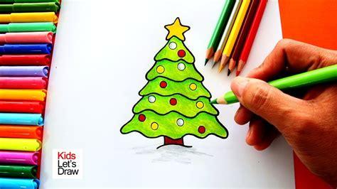como pintar un arbol de navida c 243 mo dibujar un 193 rbol de navidad de manera f 225 cil how to draw a tree