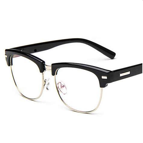 Frame Korea Frame Classic Eyewear Sunglass Retro Frame U Zbg5 vintage glasses frames retro shaped 1980s vintage
