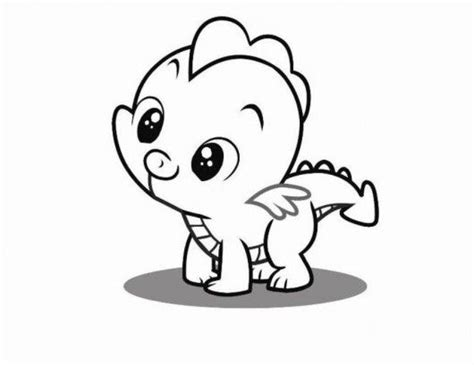 Baby Cartoon Animals Coloring Pages | pinterest the world s catalog of ideas