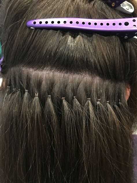 micro ring hair extensions aol most invisible micro ring nano ring hair extensions