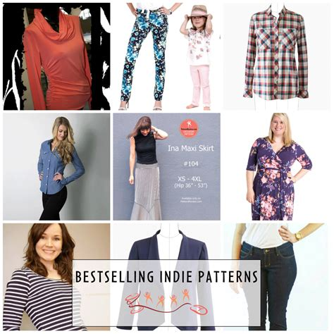 sewing pattern review blog best selling indie sewing patterns 10 8 16 patternreview