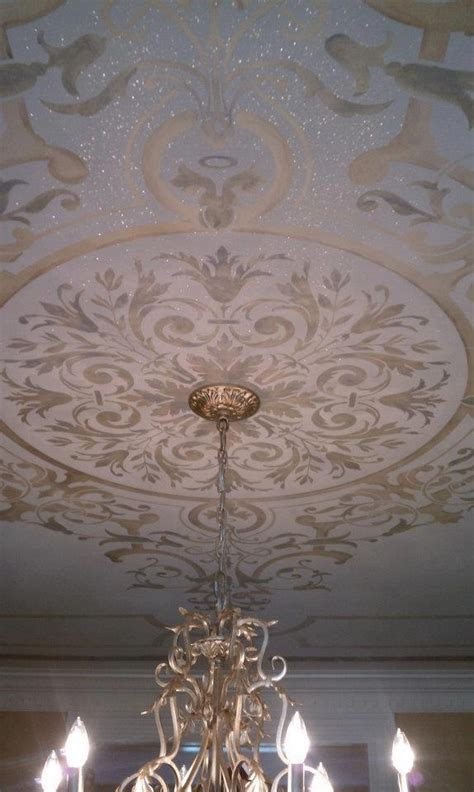 Ceiling Stencils Designs by 412 Best A View Above Images On Ceiling