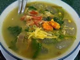 resep kapurung makanan khas palopo sulawesi selatan