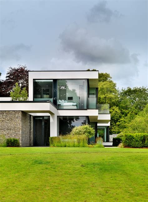 modern house in country a modern country house by gregory phillips architects