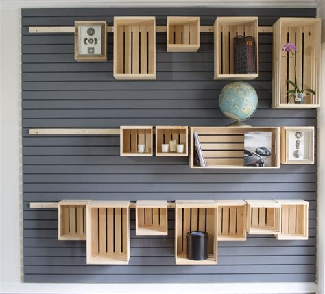 hang    wall   french cleat storage