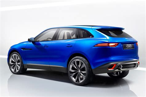 jaguar f pace crossover based on c x17 concept to launch