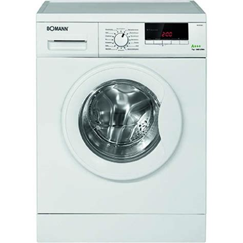 waschmaschine bilder bomann waschmaschine wa 5720 frontlader 1400 real