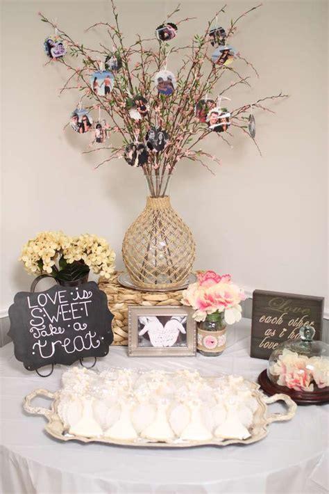 Shabby Chic, Vintage Glam Bridal/Wedding Shower Party