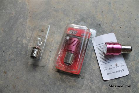 membuat lu led rem motor membuat flasher led motor impremedia net