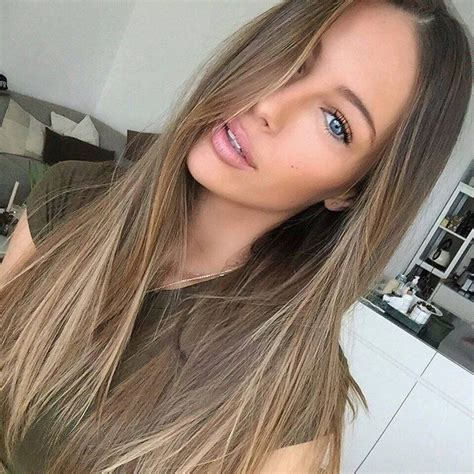 idears for brown hair with blond highlights 25 trending light brown hair ideas on pinterest light