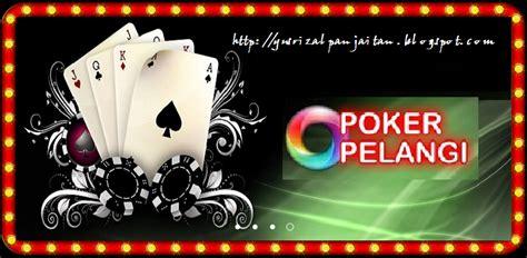 poker pelangi pelangi poker  pelangi indonesia konter game uang asli