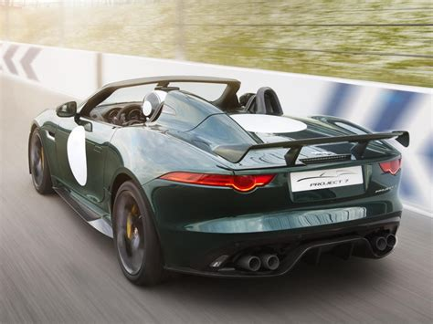 F Type Project 7 by Image Jaguar F Type Project 7 Leaked Size 1024 X 768