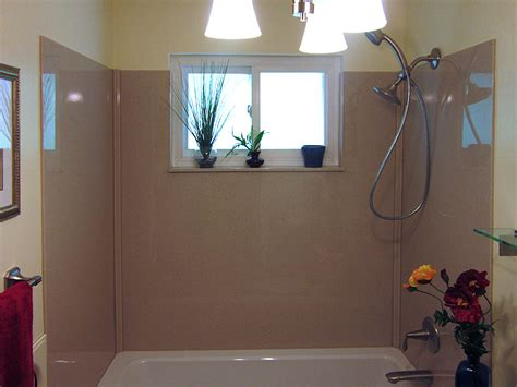 Bathtub Surround With Window by Trim For Tub And Shower Surround Useful Reviews Of