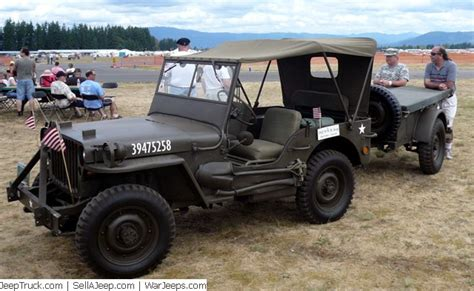 bantam jeep for sale bantam trailer search results ewillys