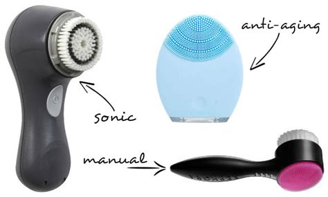 Detox Scrub Brush by 9 Best Cleansing Brushes 2018 Clarisonic