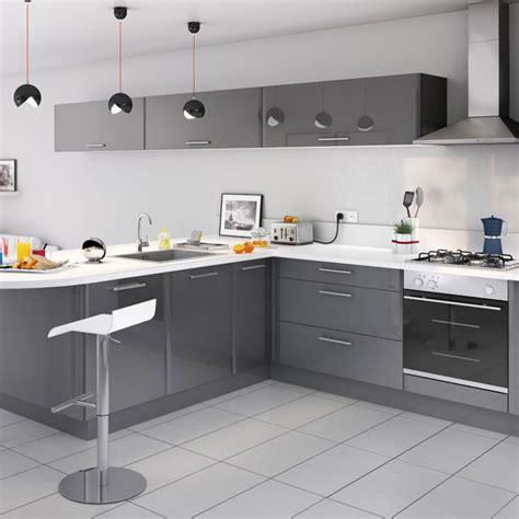 cuisine grise pas cher cuisine castorama cuisine cooke lewis subway gris