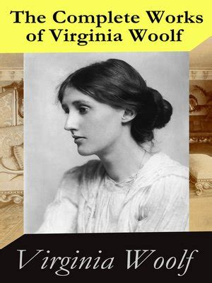 virginia woolf the complete the complete works of virginia woolf mcgill library