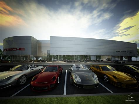 porsche exchange is building a brand new state of the