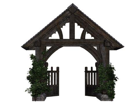 goal garden gate wooden  image  pixabay