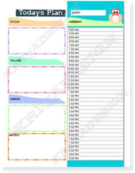 daily planner template for numbers editable daily planner printable chevron printable pdf