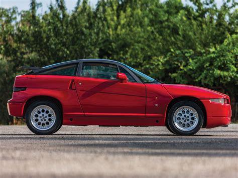 Alfa Romeo Sz by Alfa Romeo Sz 1990 Sprzedana Giełda Klasyk 243 W