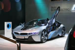2015 bmw i8 hybrid sports car impressions preview