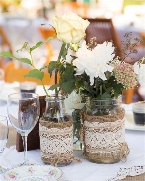 Tischdeko Hochzeit Blumen by Tischdeko F 252 R Hochzeit 85 Ideen Mit Blumen Und Viel Gr 252 N
