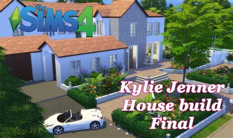 khloe house tour house plan the sims 4 jenner house build cc house tour
