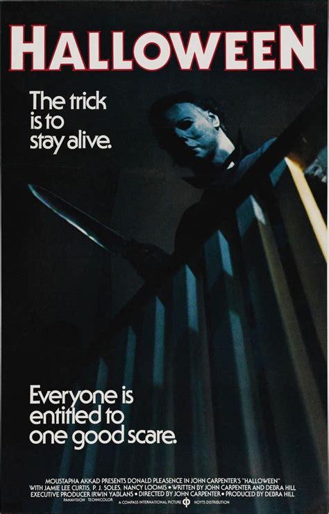 film the foreigner 1978 halloween 1978 movie poster horror michael myers slasher