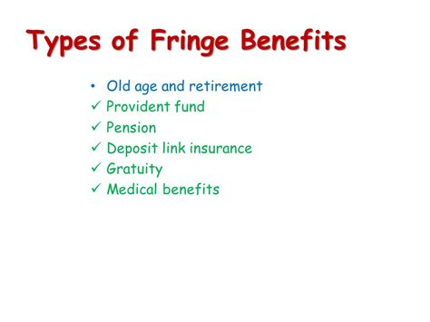 employee benefits session ppt