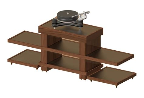 kanso audio rack stand hifi furniture hamoni audio stand