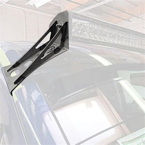 rigid industries 50 e series led light bar rigid industries 174 40165 roof mounts for 50 quot e series led