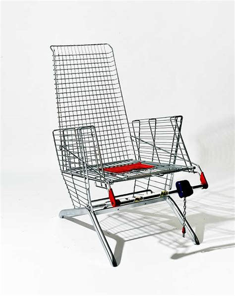 shopping cart chair diy shopping carts turned into furniture by etienne reijnders