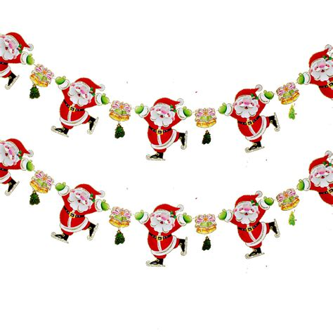 2pcs lot free shipping hot sale christmas decorations