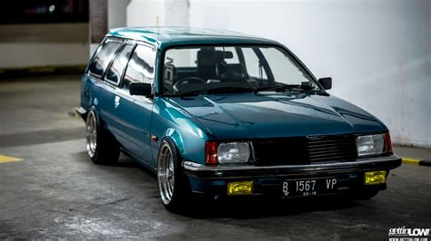 opel retro enthusiast gettinlow daned soedjito 1980 opel rekord