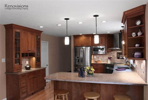 kitchen peninsula lighting 1000 ideas about kitchen ceiling lights on pinterest