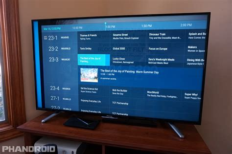 free tv apps for android phones how to free ota channels on your android tv and phone