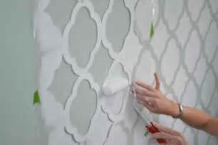 how to do wall painting designs yourself wall stencils for painting decorative most popular and easy wall painting techniques to do it