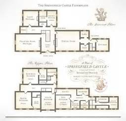 castle floor plans home ideas