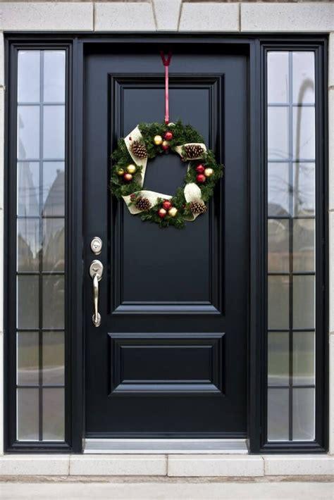 pictures  black front doors front door entrance