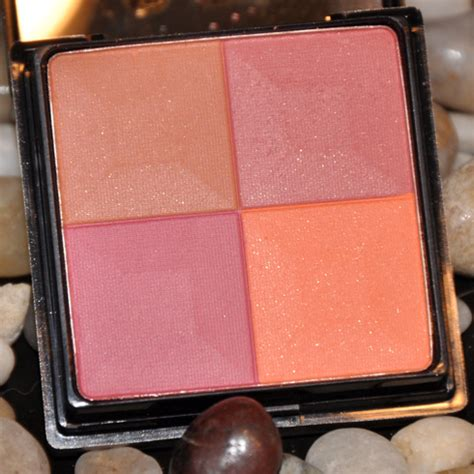 Givenchy Prisme Again Arty Color Blush Quartet by Givenchy Prisme Again Blush For Subtle Pops Of Color