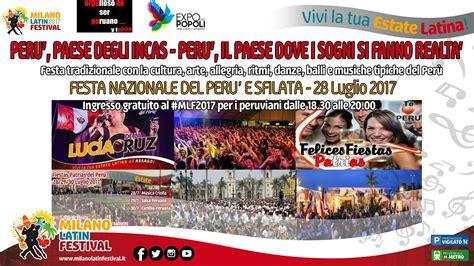 consolato peruviano dal 27 al 31 luglio 2017 settimana per 249