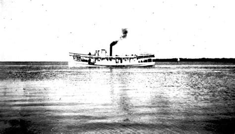 steam boat delivery the steamboat gladys pine island info
