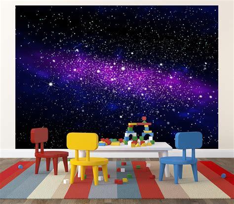 Galaxy Bedroom Wallpaper by Galaxy Bedroom Wallpaper Gallery