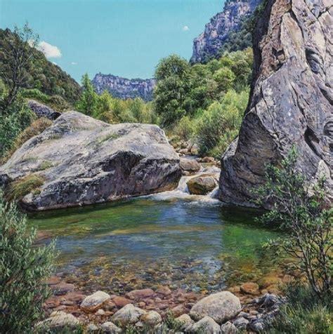 imagenes de paisajes raros y bonitos im 225 genes arte pinturas
