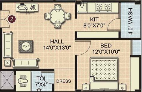 flat layout design foundation dezin decor 1 bhk flats floor layouts