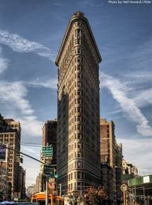 Floors For Bathrooms Interesting Facts About The Flatiron Building Just Fun Facts