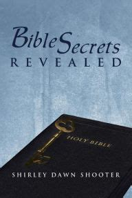 The Complete Book Bible Secrets And Mysteries Paperback bible secrets revealed by shirley shooter paperback