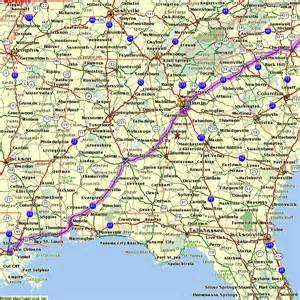 us map and driving distances driving map nc la